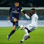 Football Soccer - Paris St Germain v Angers French Ligue 1 - Parc des Princes, Paris
