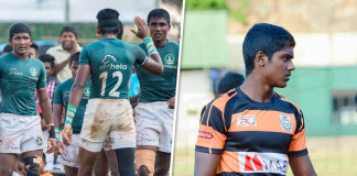 DS v Isipathana Rugby