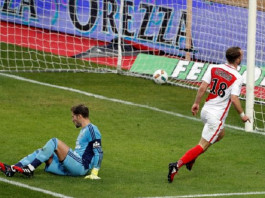 Football Soccer - Monaco v Lorient - French Ligue 1 - Louis II stadium
