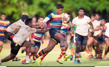 Prince Of Wales College Vs. Maliyadewa College - Schools Rugby
