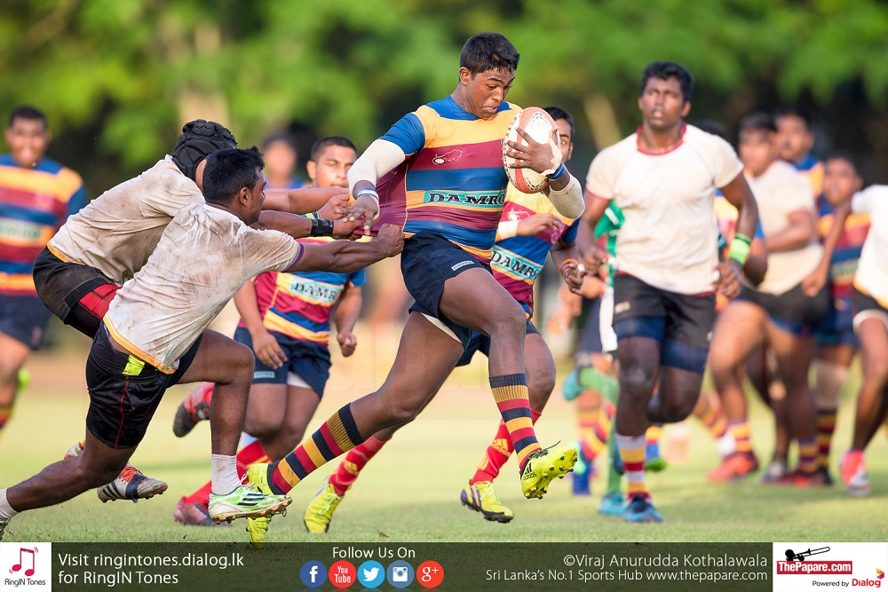 Prince Of Wales College Vs. Maliyadewa College - Schools Rugby