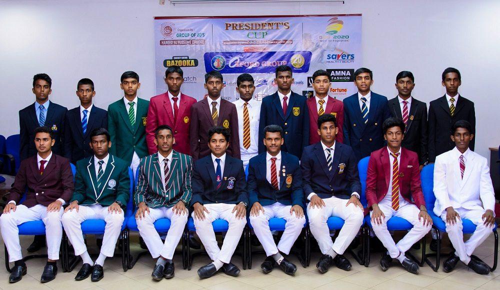 Photos: President's Cup - Inter School Invitational Football Tournament