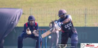 Galle Cricket Club vs Colombo Cricket Club
