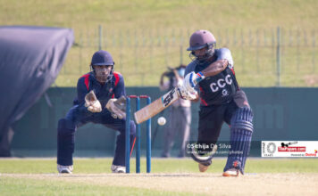 Galle Cricket Club vs Colombo Cricket Club