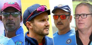 Head Coaches