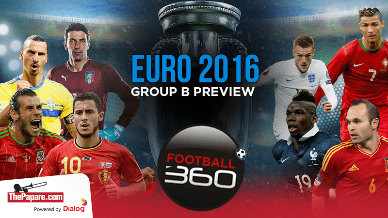 Euro 2016 - Group B Preview