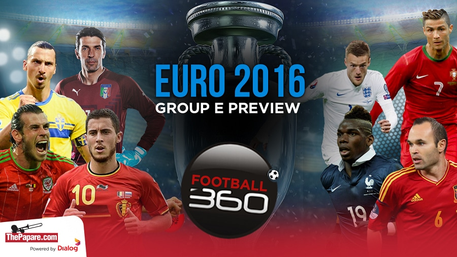 Is Euro 2016's Group E