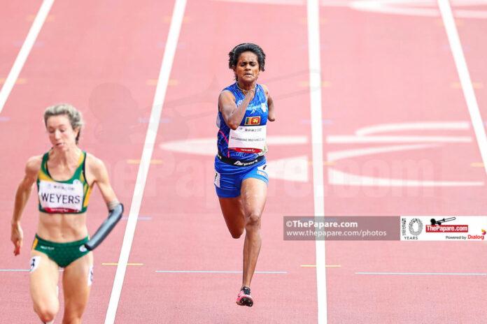Paralympic 2020 Kumudu