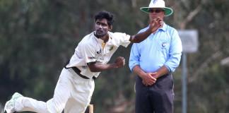 Sri Lanka development team V South Africa Emerging