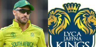 Faf du Plessis grabs Jaffna Kings