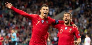 Ronaldo Suggested Portugal Players to Donate Their Bonuses