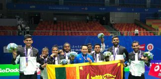 Group champs' Sri Lanka finish 21st in the world