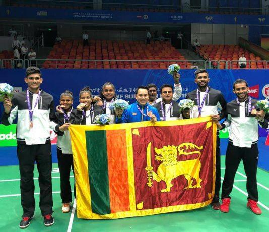 Group champs' Sri Lanka finish 21st in the world