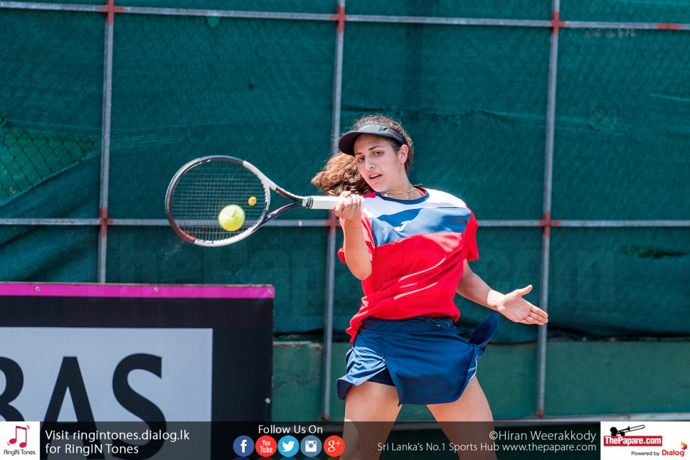 Junior Fed Cup - Day 3