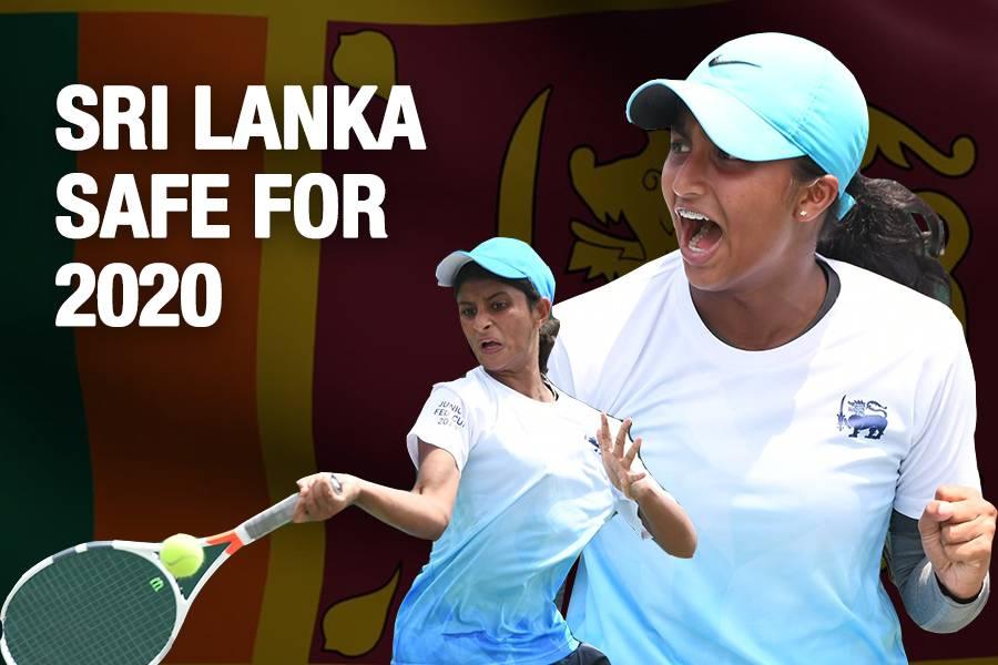 Sri Lanka Junior Fed Cup