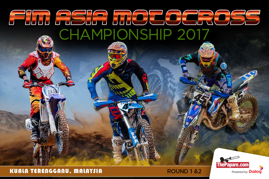 Asian motocross championship