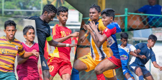 President's Cup football tournament