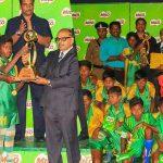 Jaffna - Mullaiteevu Milo Cup U14 Final