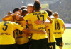 Aubameyang double gives new-look Dormund winning start