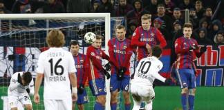 CSKA Moscow v Bayer Leverkusen