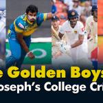Golden boys of SJC