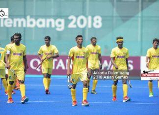 Sri Lanka India Hockey Asian Games