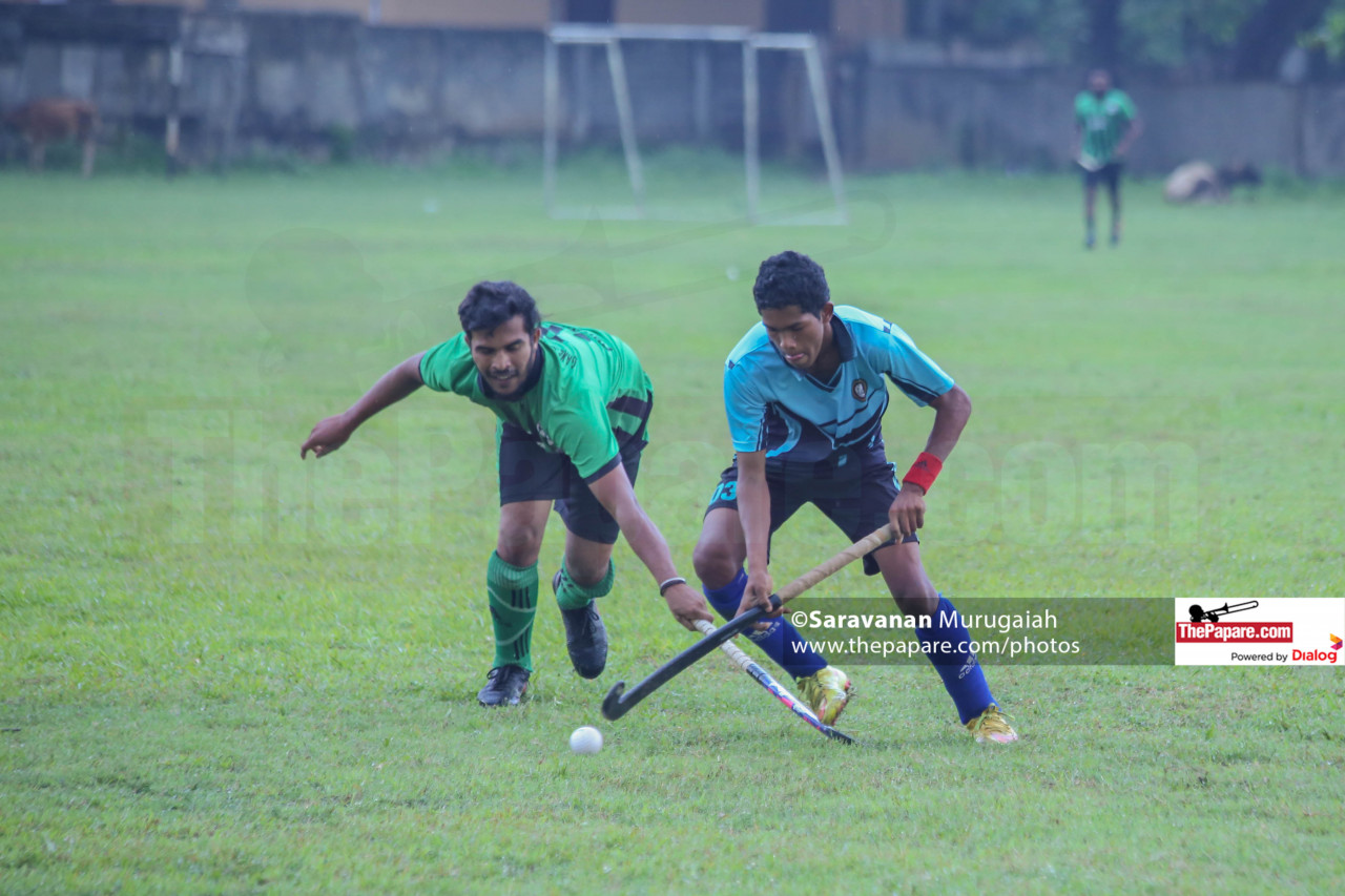 Jaffna District Hockey Association Tournament 2018 - Semi Finals