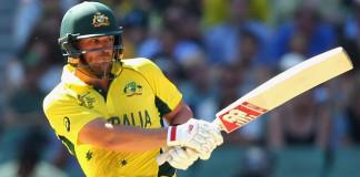 Aaron Finch named T20I captain for Sri Lanka series