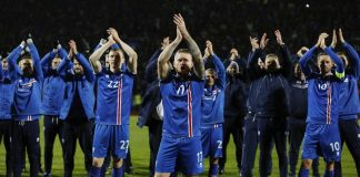 Iceland qualified for 2018 FIFA World Cup