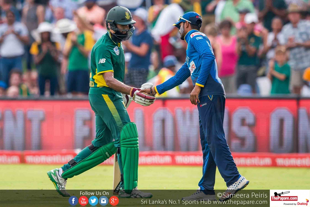 South Africa v Sri Lanka