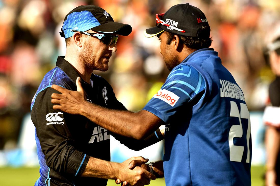 New Zealand vs Sri Lanka ODI Series