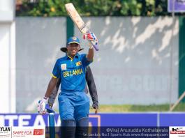 Sri Lanka U19s cruise to seven wicket win