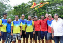 Sri Lanka to face Indonesia in Davis Cup Tie