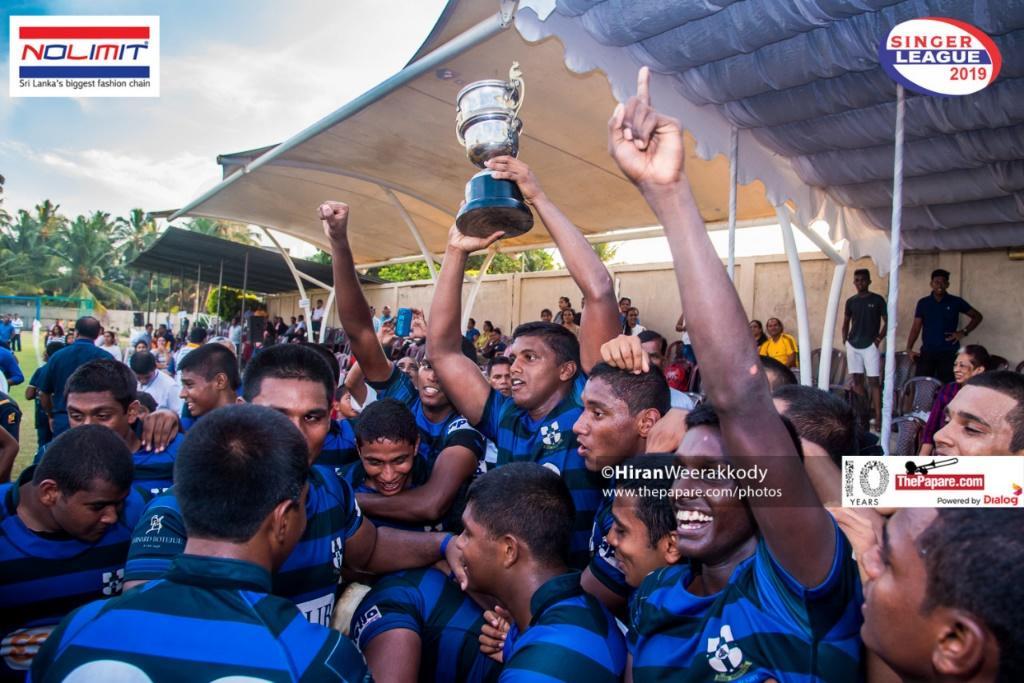 Schools Rugby Week 1 Blue On Black Thursday