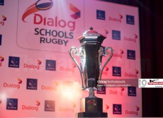 The Dialog Schools Rugby League Trophy