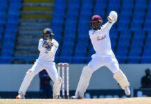 sri lanka tour of west indies 2nd test