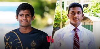 Royal vs Nalanda Water Polo Encounter 2018