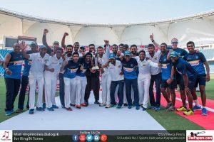 Sri Lanka rise in test rankings