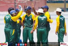 U19 Provincial Cricket