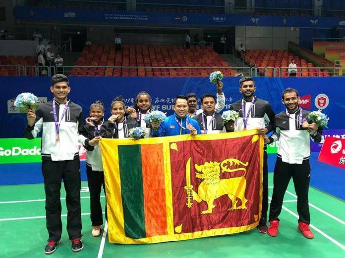 Sri Lanka Badminton