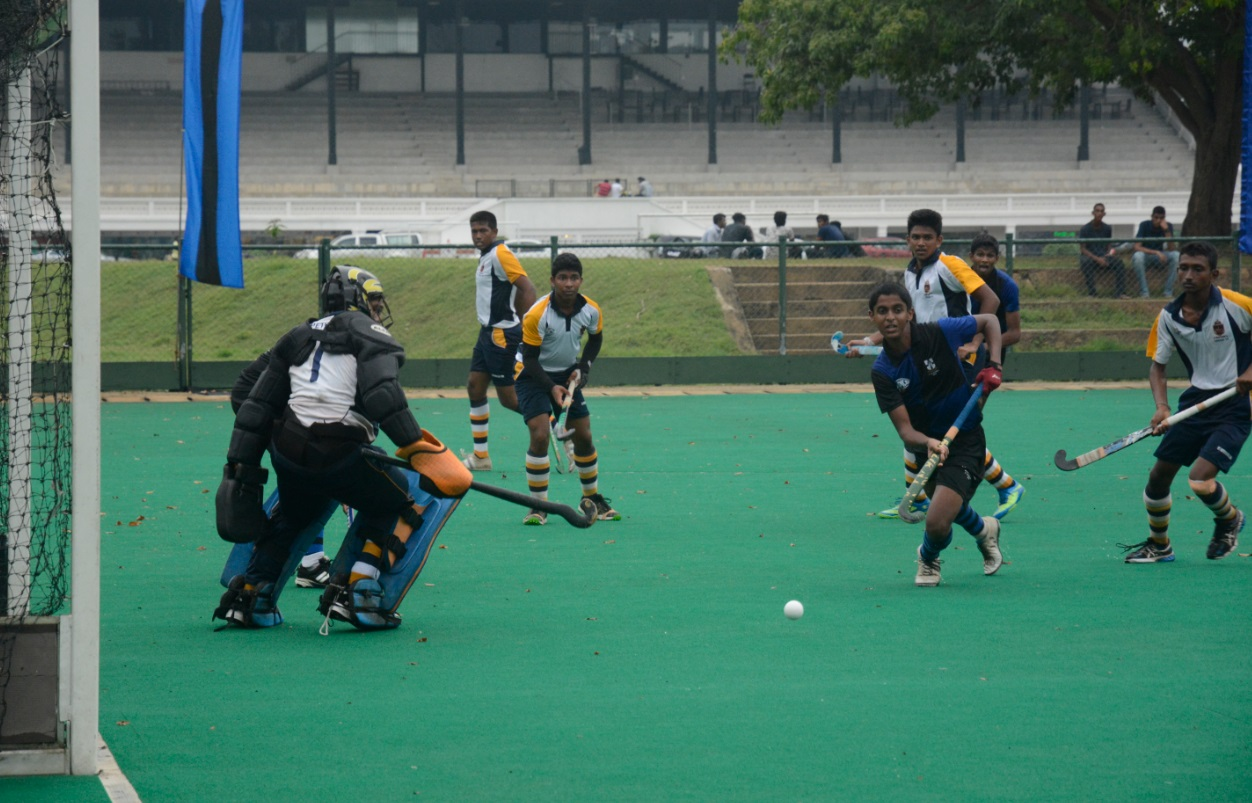 SPC VS STC HOCKEY ENCOUNTER