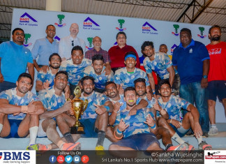 Navy A thump Havelocks to win Western Province rugby 7s