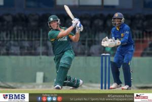 SL U19 vs SA U19