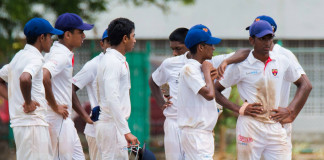 Thomians denied an outright victory; Rain affects matches in Colombo