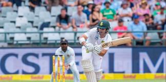 Sri Lanka tour of South Africa, 2nd Test: South Africa v Sri Lanka at Cape Town