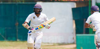 Sri Lanka Board Presidents XI vs England Lions- day two