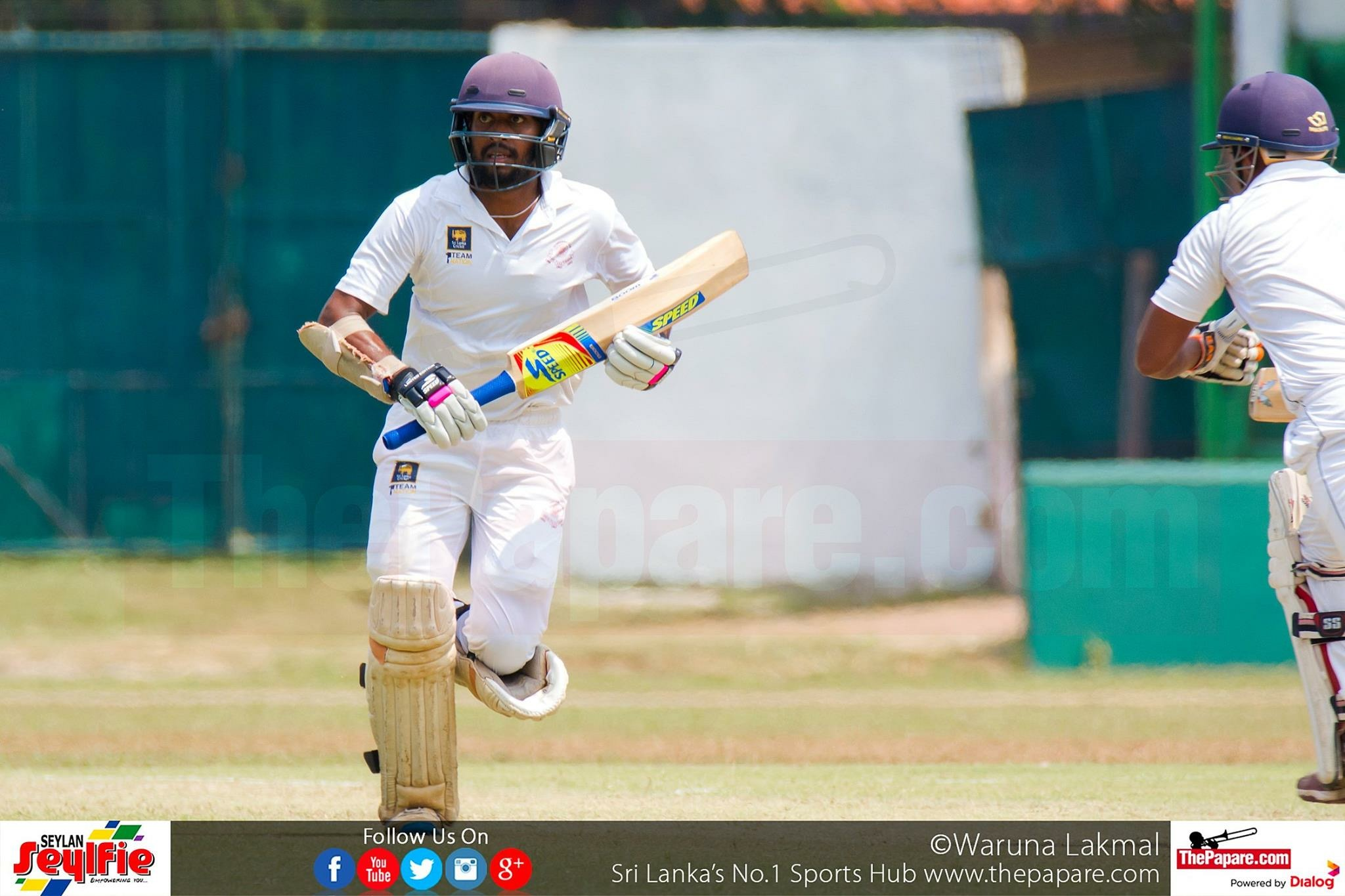 Sri Lanka Board Presidents XI vs England Lions- day two