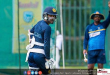 Chandimal warms up with timely century