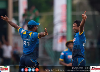 SL v Ban 3rd ODI.