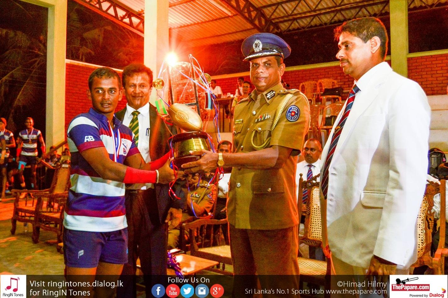 Richmond College Galle won last year's encounter played at Koggala Grounds